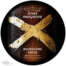 Logo Brouwerij Bourgogne Kruis