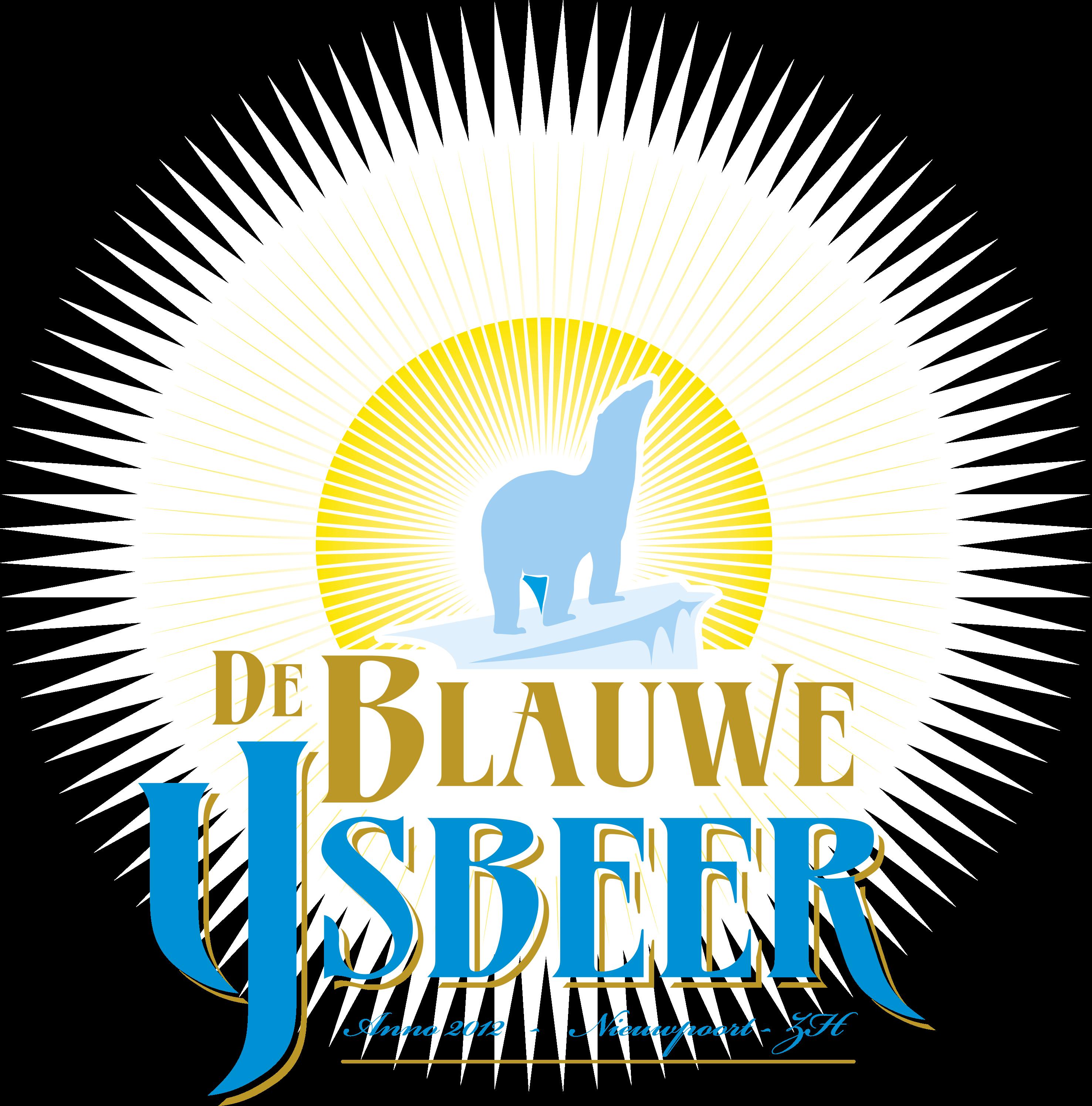 Logo De Blauwe Ijsbeer