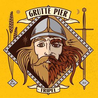 Logo Grutte Pier Brouwerij