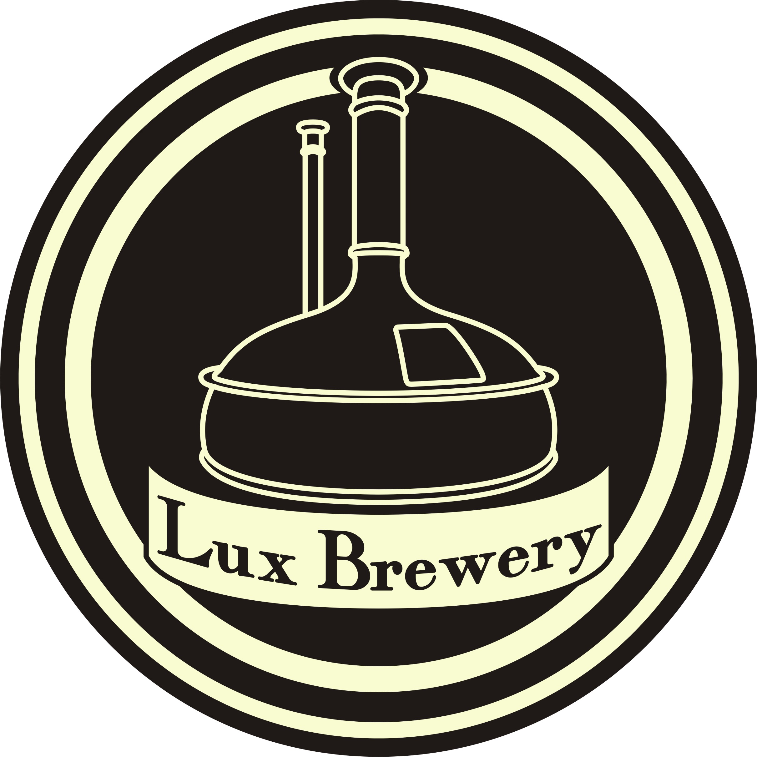 Logo Lux Brewery