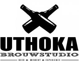Logo Uthoka Brouwstudio