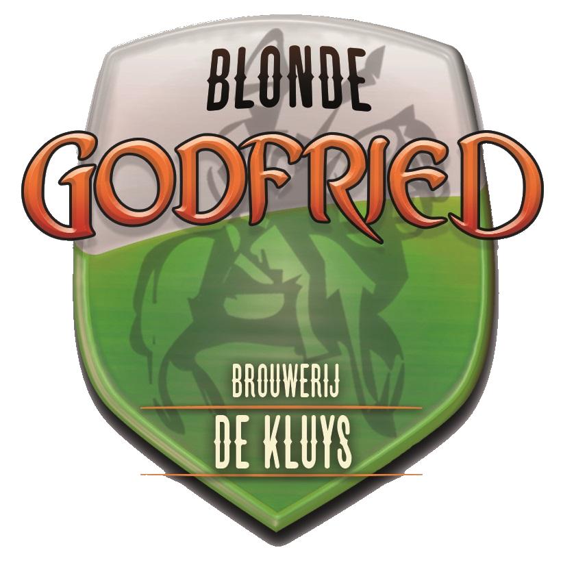 Logo Blonde Godfried – Brouwerij De Kluys