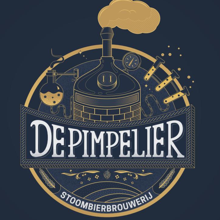 Stoombierbrouwerij De Pimpelier logo