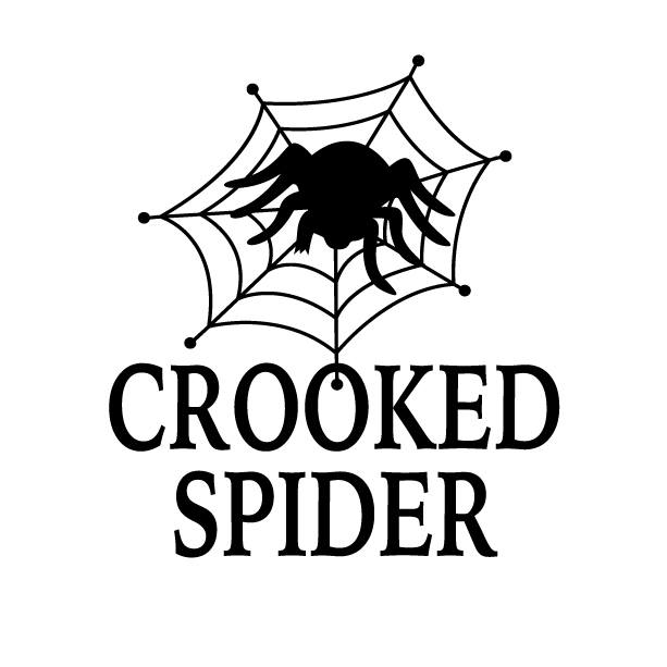 Crooked Spider logo