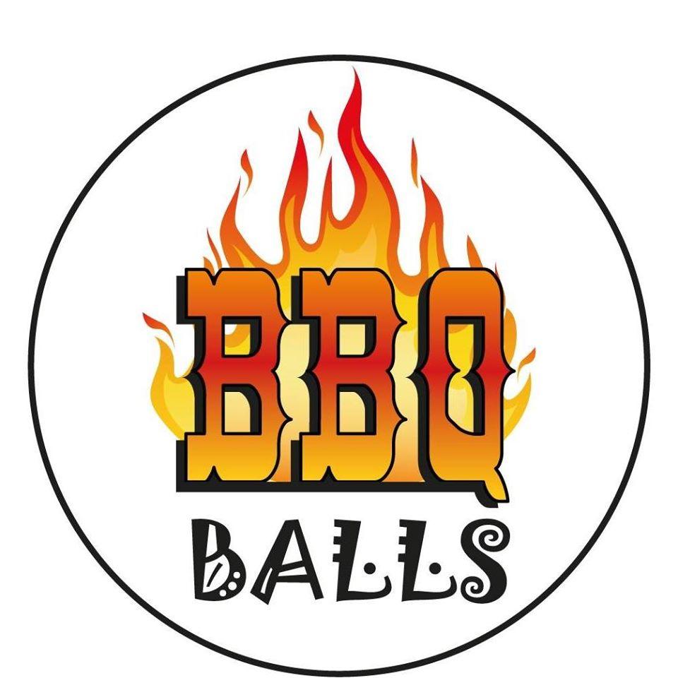 BBQ balls logo