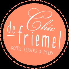 Chic de Friemel on Tour logo 2