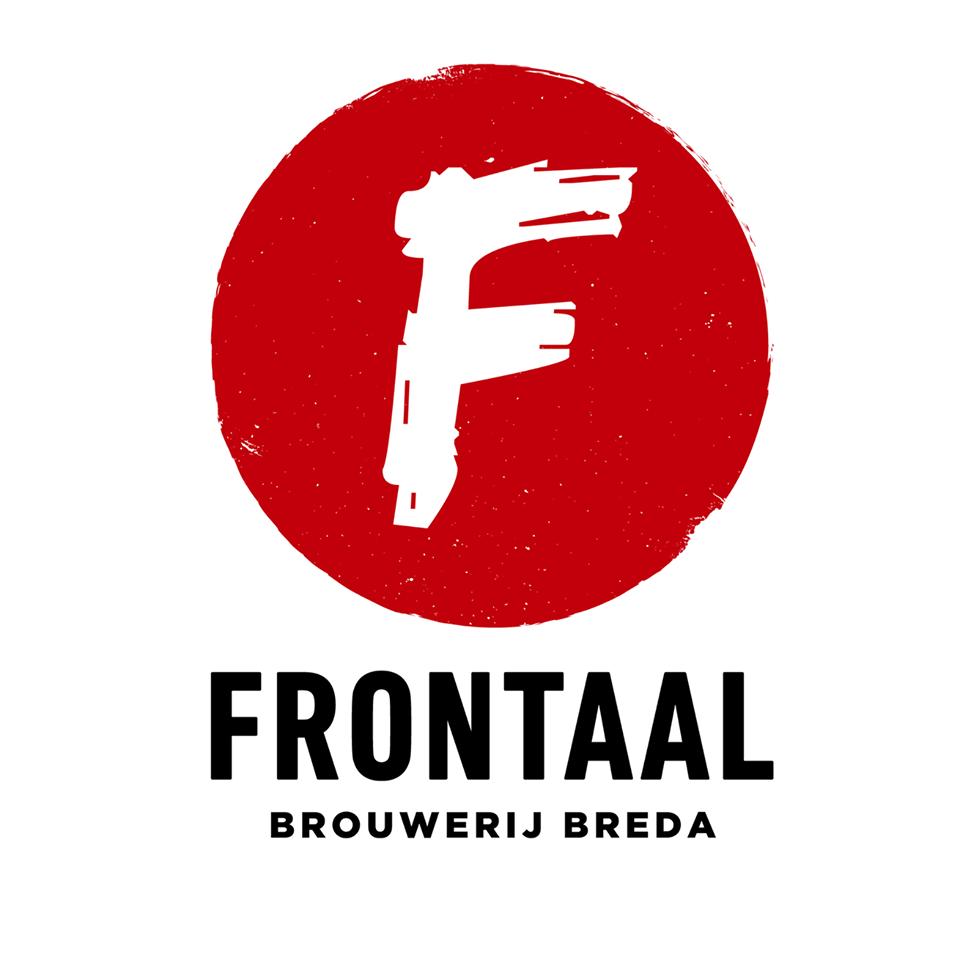 Frontaal logo website