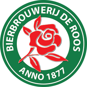 Logo Bierbrouwerij De Roos Anno 1877