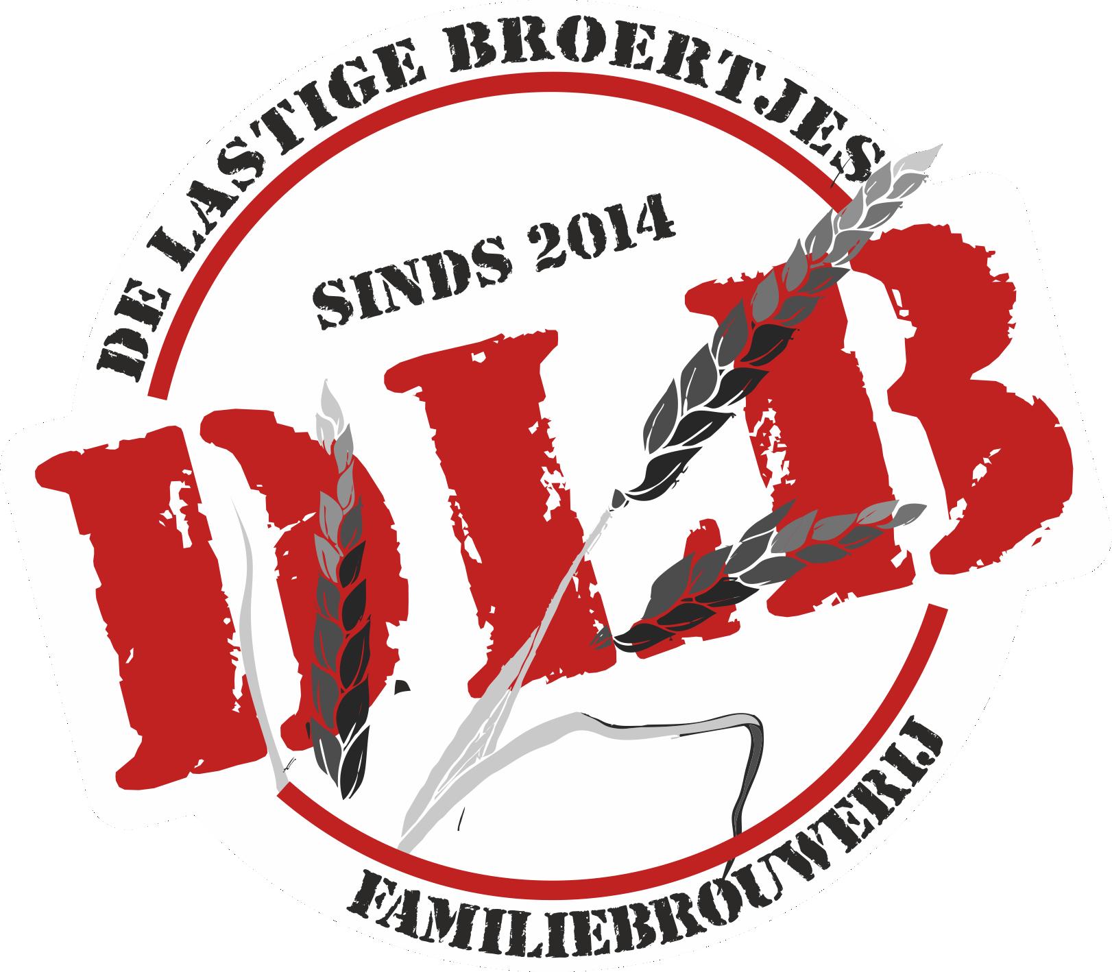 Logo De Lastige Broertjes