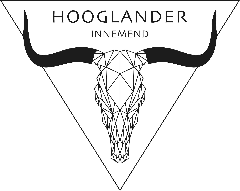 Logo Hooglander Bier VOF