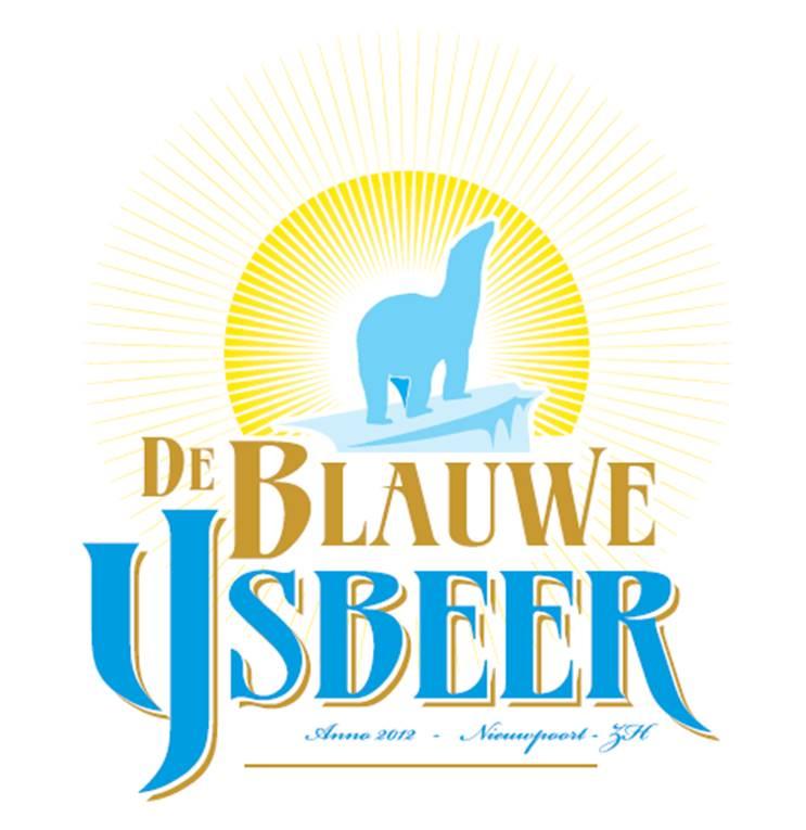 Logo Brouwerij De Blauwe IJsbeer