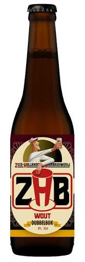 Bierbrouwerij De Arn ZHB Wout