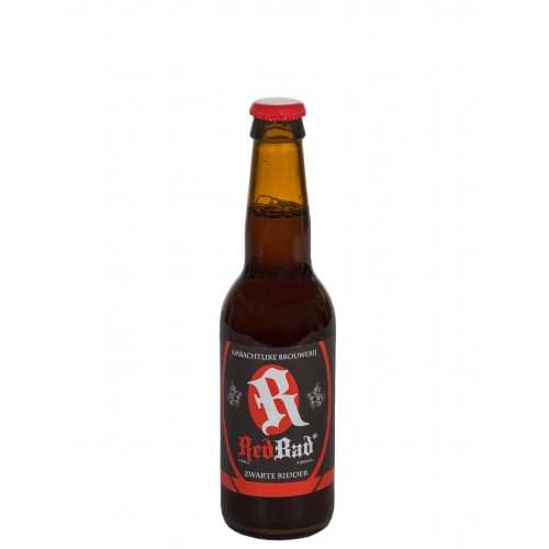 Bierbrouwerij Redbad Redbad de zwarte ridder