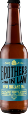 Brothers In Law Brewing New England IPA