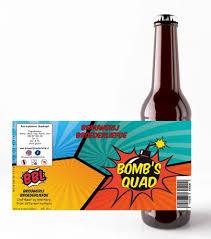 Brouwerij Broederliefde Bomb's Quad