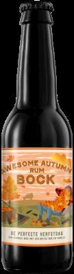 Brouwerij HOOP Awesome Autumn Rumbock nieuw
