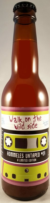 Brouwerij Hommeles Walk on the wild side