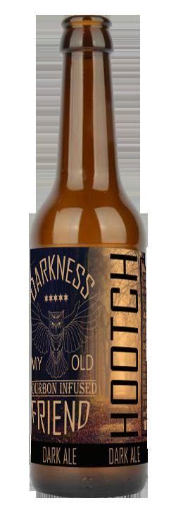 Brouwerij Hootch Darkness My Old Friend nieuw