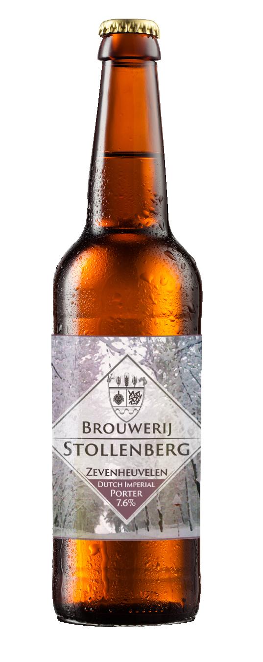 Brouwerij Stollenberg Zevenheuvelen Dutch Imperial Porter nieuw