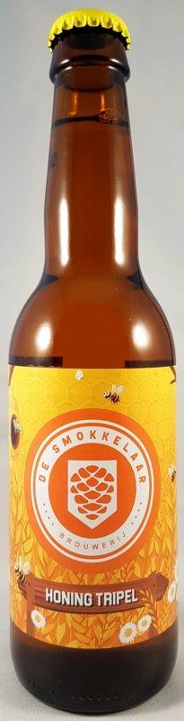 Brouwerij de Smokkelaar Honing Tripel