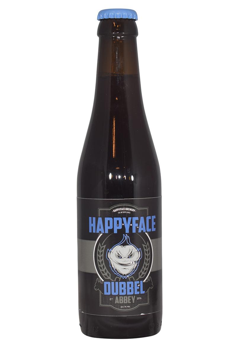 HappyFace Beers HappyFace Dubbel nieuw