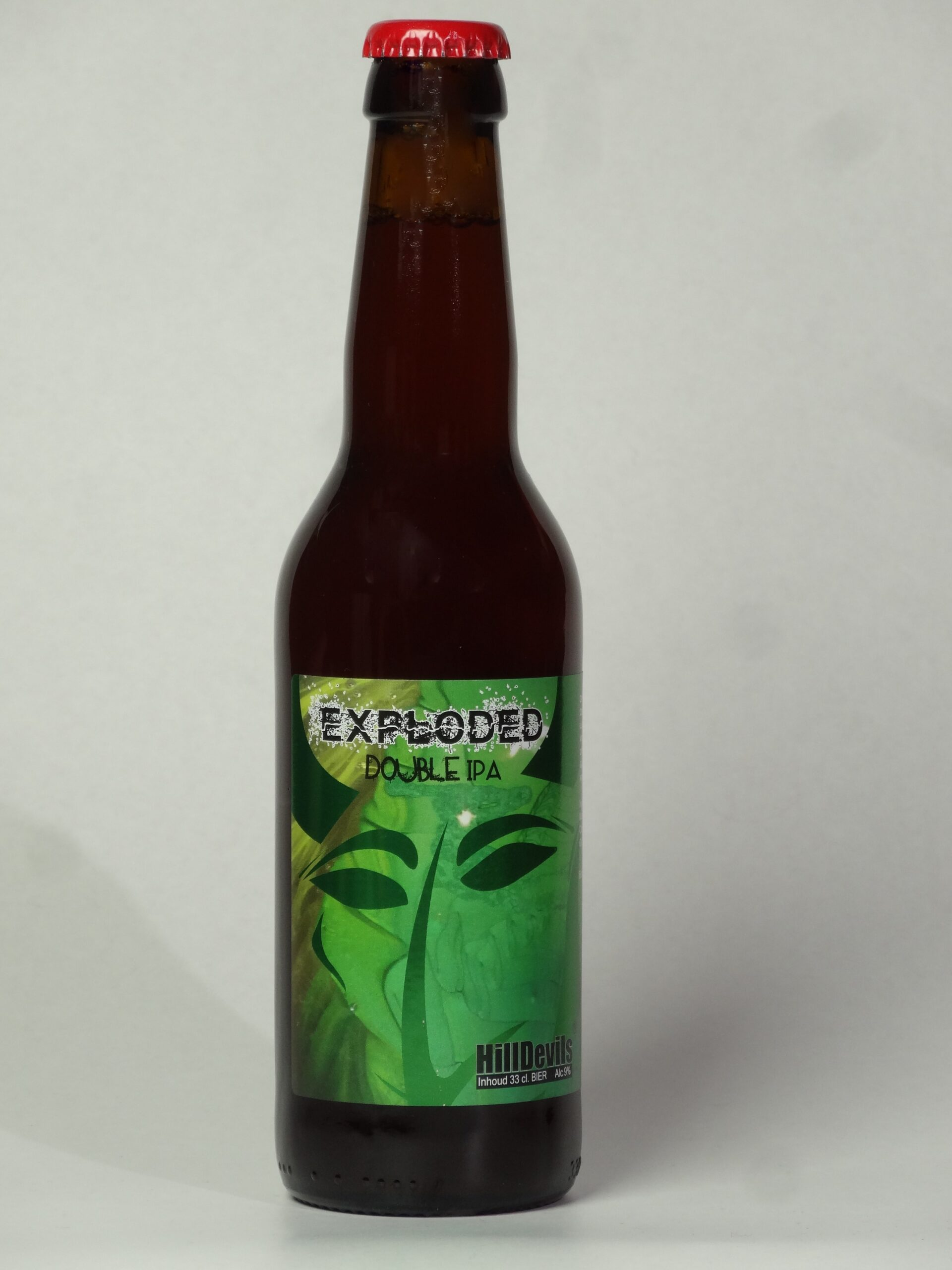 HillDevils Beers Exploded Dipa nieuw